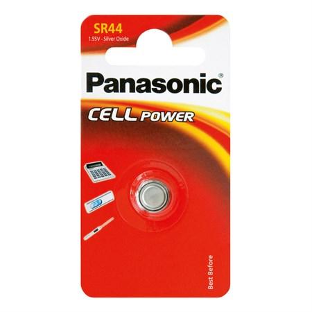 Baterie     357  PANASONIC do hodinek 1bp stříbrooxidová