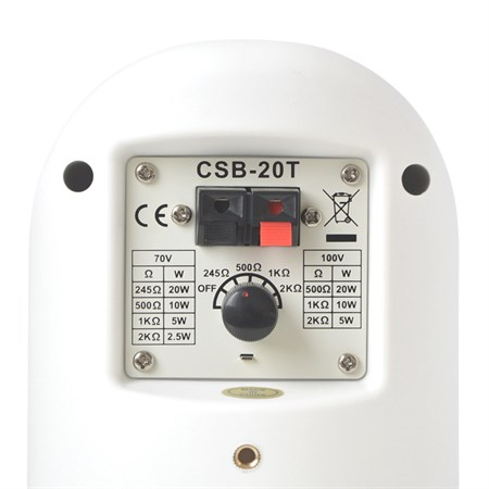 Reprosoustava SHOW CSB-20T 100V
