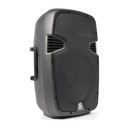 Skytec SPJ-12, aktivní 12'' reprobox MP3-SD-USB 300W