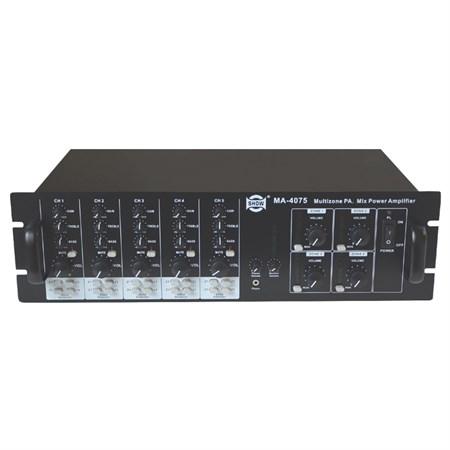 Ústředna rozhlasová MA-4075 100V