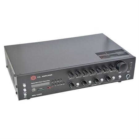 Ústředna rozhlasová MPA-120RS 100V