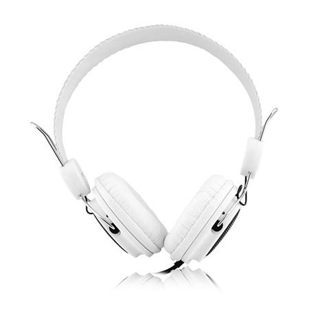 Sluchátka přes hlavu LTC 54 bílá