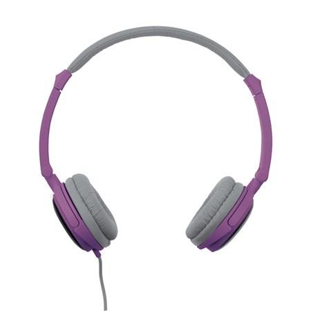 Sluchátka BUXTON BHP 8020 purple