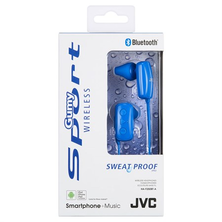 Sluchátka JVC HA-F250BT A Bluetooth