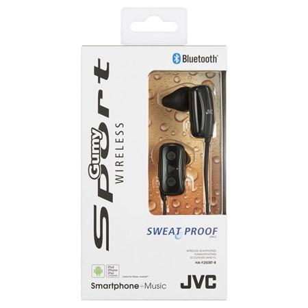 Sluchátka JVC HA-F250BT  B Bluetooth