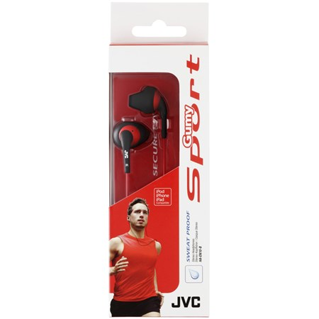Sluchátka JVC HA EN10B sportovní
