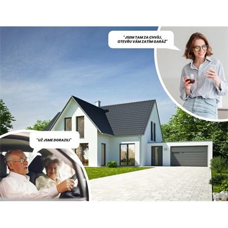 Smart Control Of Garage Doors And Automatic Gates Immax Neo Zigbee 07706l Tipa Eu