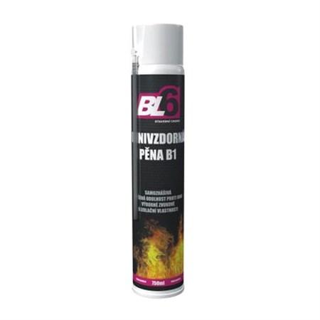 Pěna montážní PU ohnivzdorná BL6 B1