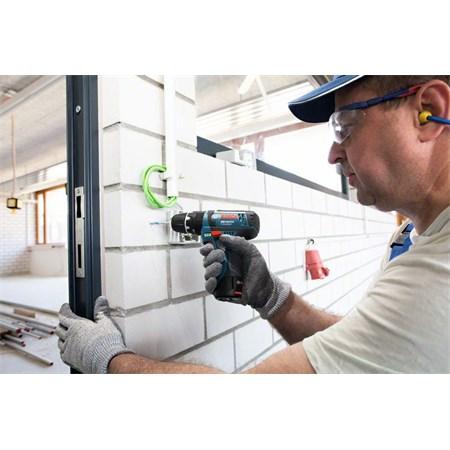 Šroubovák Aku kombinovaný Bosch GSB 12V-15, 2x akumulátor, rychlonabíječka