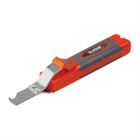 Nůž na odizolování kabelů 8-28mm, délka nože 170mm, na kabely ∅8-28mm EXTOL PREMIUM
