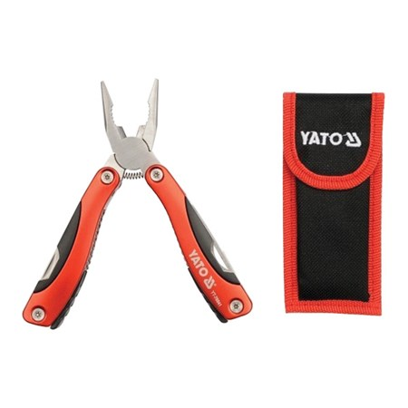 Nůž multifunkční, 9 funkční, YATO-76041