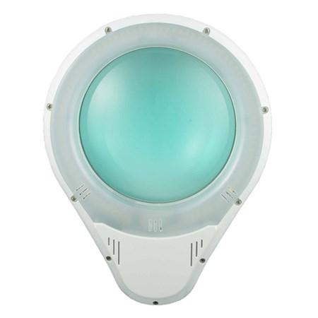 Lupa stolní kulatá ( svorka )  3diop. SMD LED( 56x) 8066D2