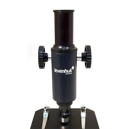 Mikroskop LEVENHUK 2S NG černá