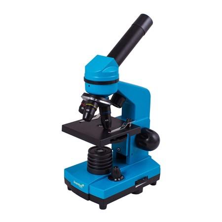 Mikroskop LEVENHUK RAINBOW 2L modrá