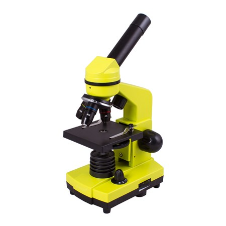 Mikroskop LEVENHUK RAINBOW 2L zelená