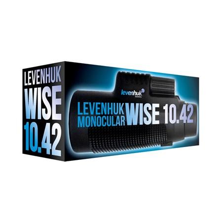 Dalekohled monokulární LEVENHUK WISE 10x42