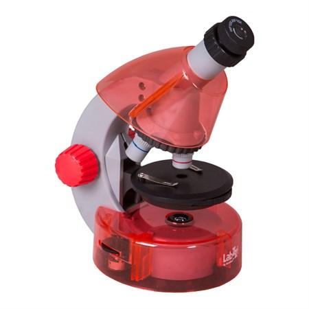 Mikroskop LEVENHUK LabZZ M101 oranžová