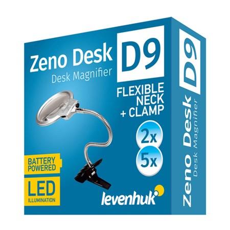 Lupa stolní LEVENHUK ZENO DESK 29 + LED osvětlení
