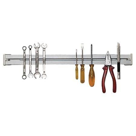 Magnetická lišta pro přichycení nástrojů