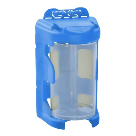 Organizér modulový závěsný - modrý, 210ml (60 x 92mm), PP, EXTOL 78912