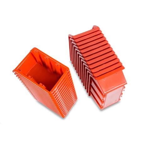organizér/držák s 28 boxy NTBNP1 ORDERLINE