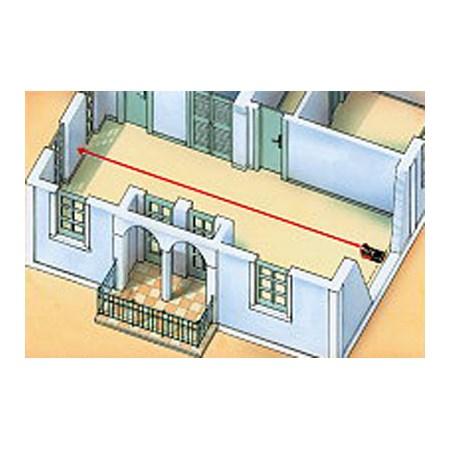 Ultrazvukový měřič vzdálenosti Laserliner MeterMaster Laser Pro, max. 18 m