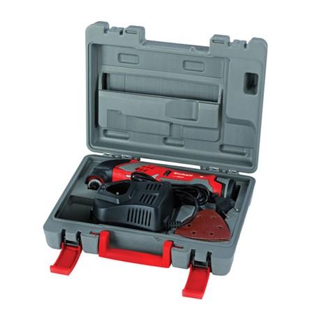 Multifunkční přístroj aku RT-MG 10,8/1 Li Einhell Red pro broušení a řezání