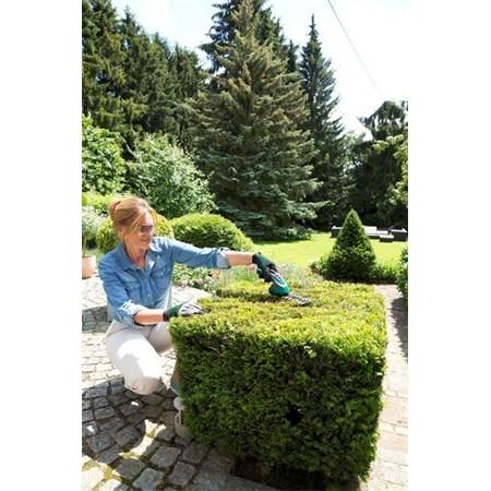 Zahradní nůžky aku Bosch Isio, 060083310G, na trávu a keře