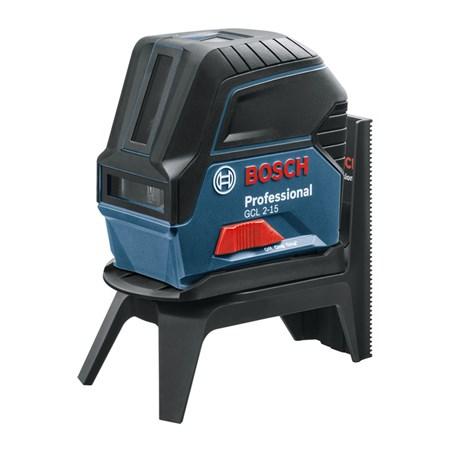 Laser křížový BOSCH GCL 2-15 PROFESSIONAL