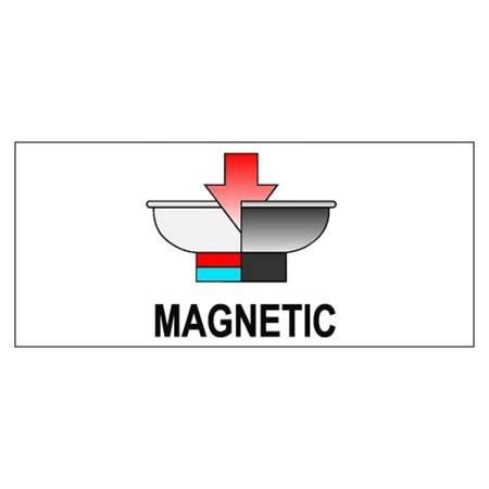 Miska magnetická 350x150mm