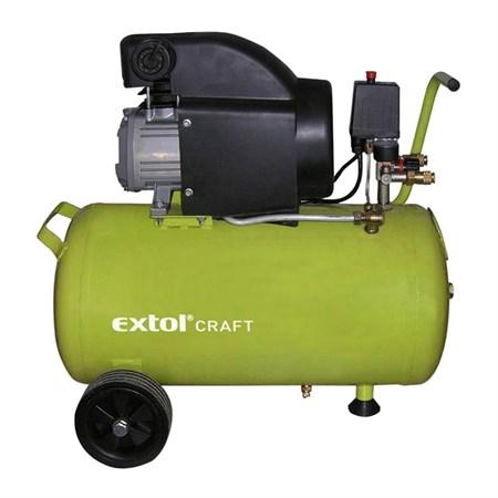 Kompresor olejový, 1500W, 50l, EXTOL CRAFT, 418210