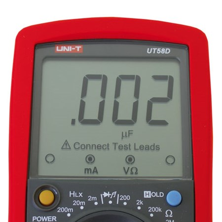 Multimetr UNI-T  UT 58D