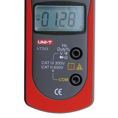 Klešťový multimetr UNI-T  UT203