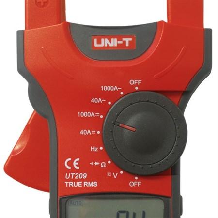 Klešťový multimetr UNI-T  UT209