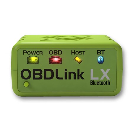 Diagnostika OBDLink LX Bluetooth + CZ program TouchScan SCANTOOL