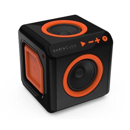 Reproduktor přenosný PowerCube AUDIOCUBE černá