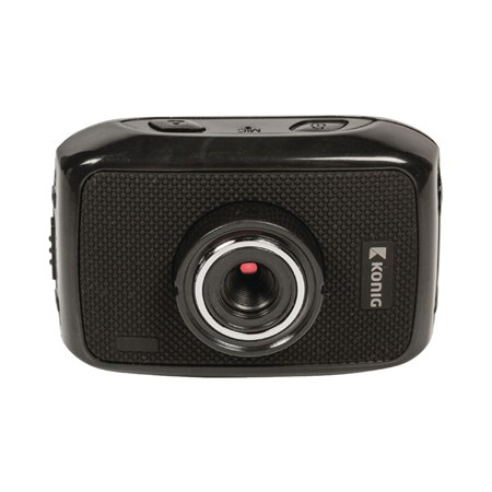 Kamera akční Full HD 720p, LCD 1.7'', voděodolná 10m KÖNIG CSAC200