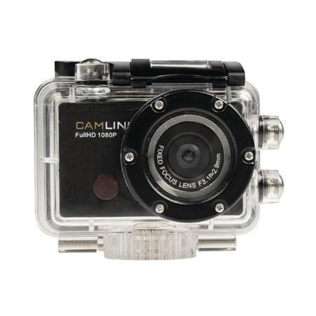 Kamera akční Full HD, 1080p, WiFi, voděodolná 50m CAMLINK CL-AC20