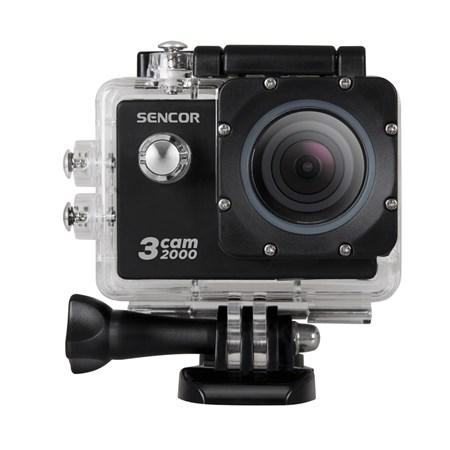 Kamera akční SENCOR 3CAM 2000