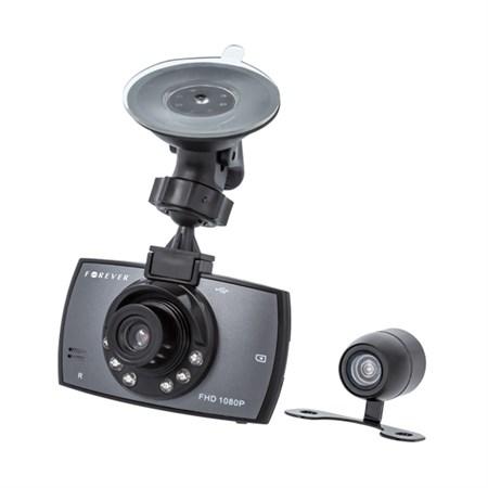 Kamera do auta Full HD FOREVER VR-200 + zadní kamera