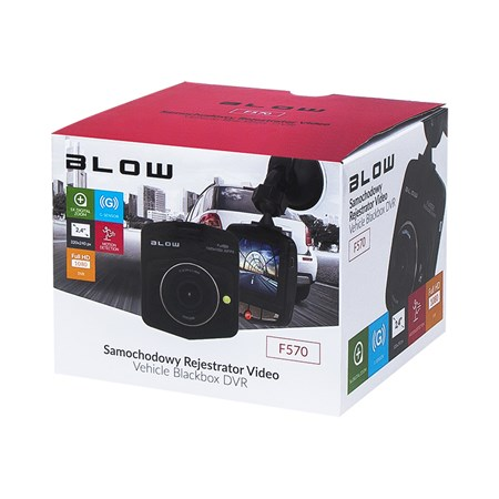 Kamera do auta Full HD BLOW F570