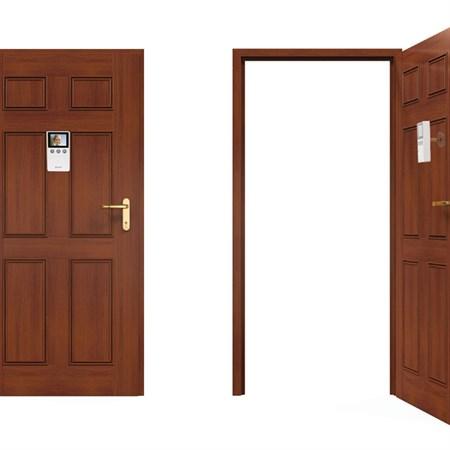 Kukátko dveřní 2.4'' KÖNIG SAS-VDS100