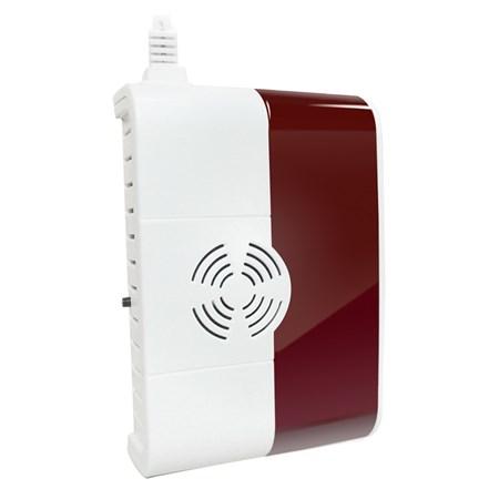Detektor plynu iGET SECURITY P6 bezdrátový