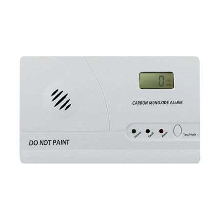 Detektor oxidu uhelnatého s alarmem, paměť, LCD Hutermann ALARM CO-86 EN50291