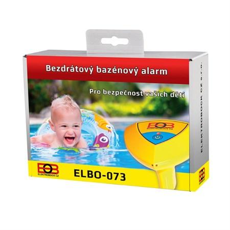 Bock electric cordless pool alarm 1 piece elbo 073