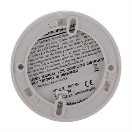 Detektor kouře RETLUX RDT 201