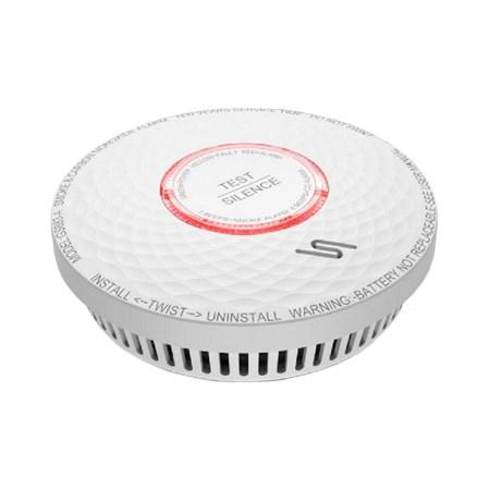 where to put carbon monoxide detector