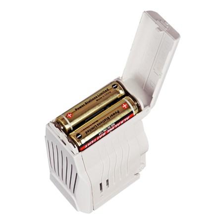 Termostatická hlavice programovatelná HD13-L  ELEKTROBOCK s podsvíceným displejem
