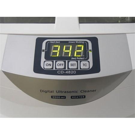 Čistička ultrazvuková ULTRASONIC 2500ml, CD-4820