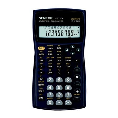 Kalkulátor školní SENCOR SEC 176